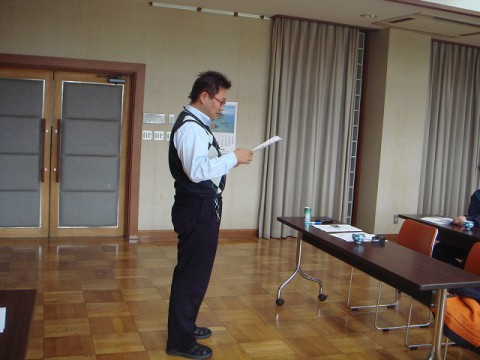 5月安全会議(事業自動車運行の安全・旅客安全の確保)