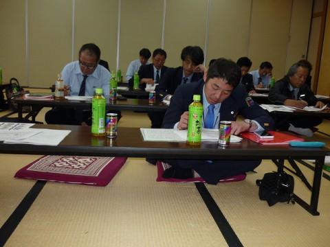5月の安全会議(安全運行を確保するための遵守事項)と第四回語学講座