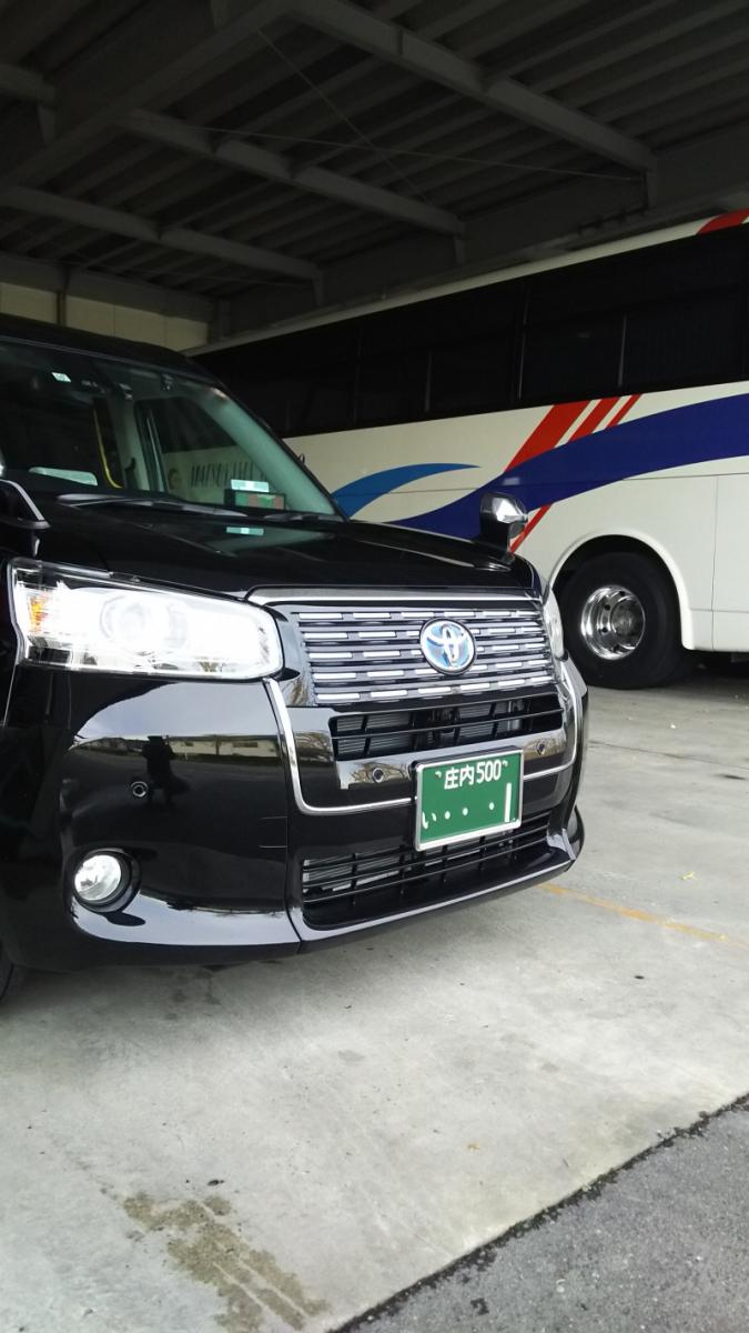 JAPAN TAXI 納車!!