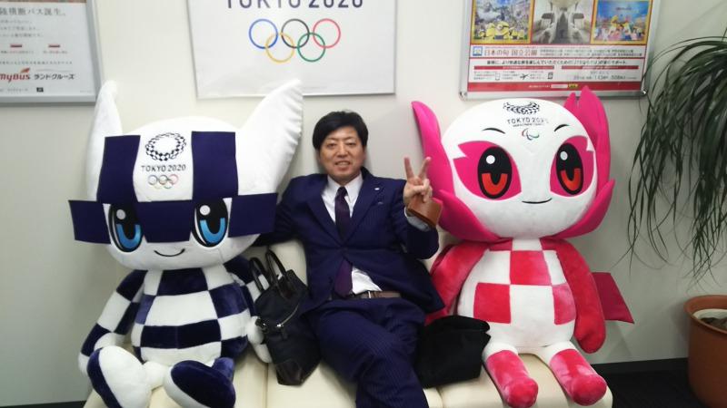 2020年東京オリンピック・・