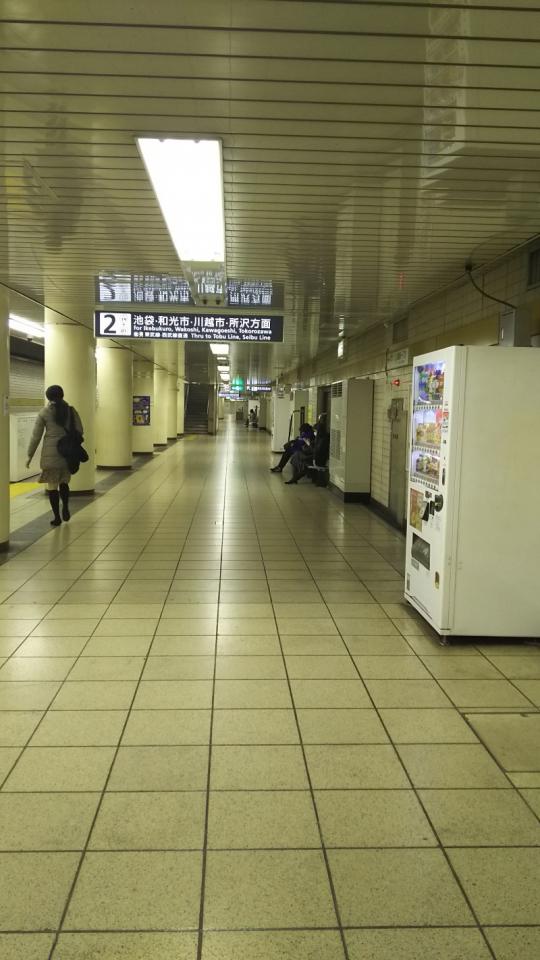 東京ガラガラ