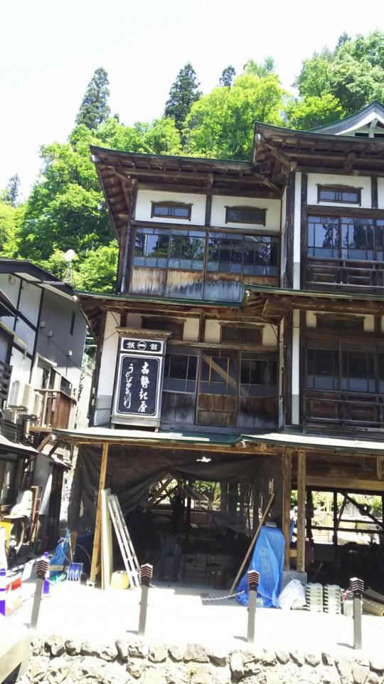 銀山温泉下見に行く!